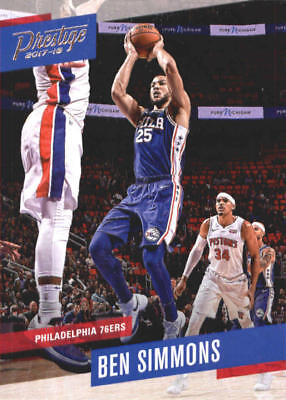 2017-18 Panini Prestige Basketball Cards Pick From List (Includes Rookies)