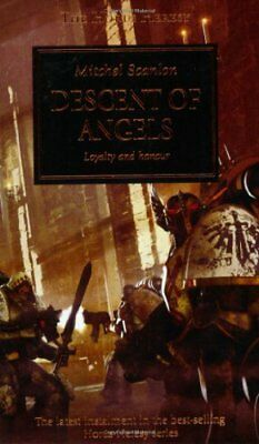Descent of Angels (The Horus Heresy) By Mitchel Scanlon. 9781844165087