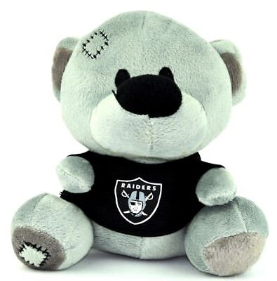 NFL Kuscheltier Teddybear Teddy Bär Oakland Raiders Timmy Bear Football