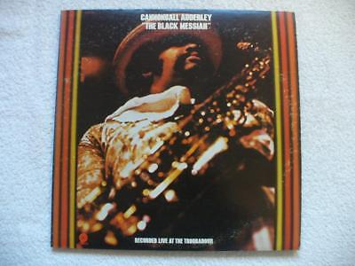 """Cannonball Adderley """"the Black Messiah"""" 1971 Us Orig. Dolp Top Mint- Funk Fusion"""