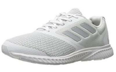 super popular db042 539ae Men s ADIDAS EDGE RACER White+Gray Athletic Running Sneakers Shoes CG4282  NEW