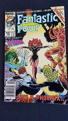 Fantastic Four #286 Return Of Jean Grey, X-Men, 2nd Appearance of X-Factor