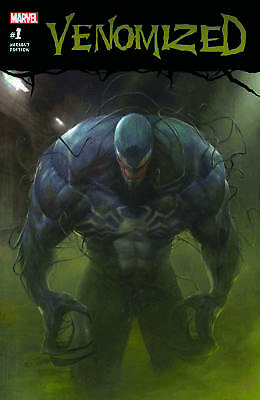 VENOMIZED #1 FRANCESCO MATTINA COMIC POP EXCLUSIVE VARIANT COVER Limited to 3000