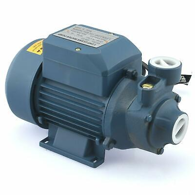 New 1/2HP Electric Industrial Centrifugal Clear Clean Water Pump Pool Pond 375W