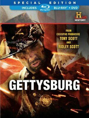 Gettysburg Special Edition Blu-Ray / DVD Combo