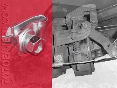 A8847 Clamp + Visserie Arret Frein A Main  .... Jeep Willys M201