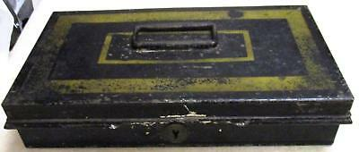 DRIZZLING BOX.or parfilage, genuine antique toleware for the lost Regency craft
