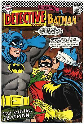 DETECTIVE COMICS #363 F/VF, 2nd app. New BATGIRL! Batman, DC Comics 1967