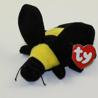 TY BEANIE BABY - BUMBLE the Bee (3rd Gen Hang Tag - MWNMT s ... b218e8c1e57