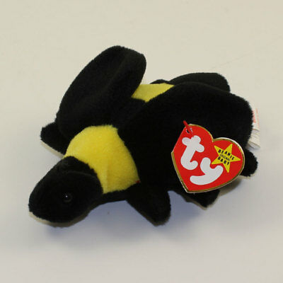 TY BEANIE BABY - BUMBLE the Bee (4th Gen Hang Tag - MWMTs) CANADIAN ... 2cf2853e10ac