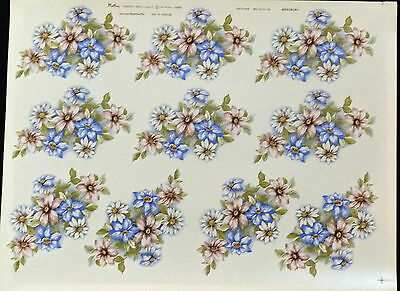 Ceramic Decals By Matthey Westbury 10 On A Sheet 747770 W/d 165230 Right Price