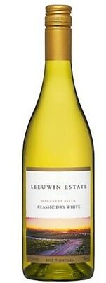 Leeuwin Estate Classic Dry White 2016 (12 x 750mL), Margaret River, WA.