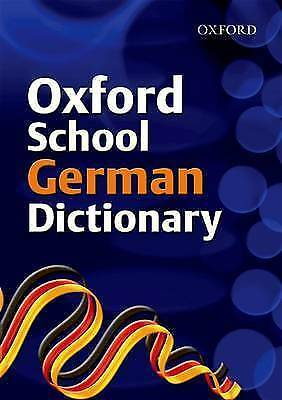 New Oxford School German Dictionary 9780199115303