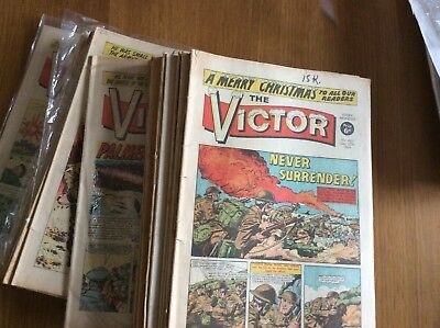 Victor Comics, Bulk Collection of 34 Silver Age 1961 to 1969