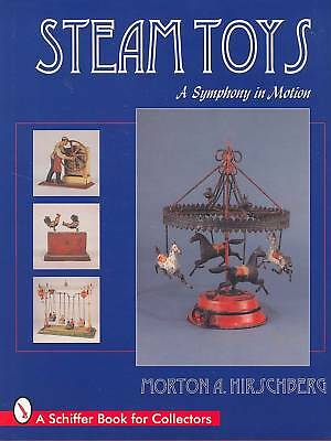 """steam Toys - A Symphony In Motion"" Dampfspielzeug ! Antriebsmodelle, New/neu !"