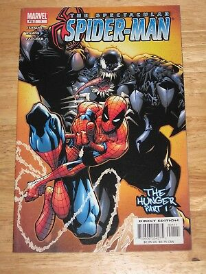 Spectacular Spider-Man 1 vol.2 1999 with Venom Unread High Grade  Marvel Comics