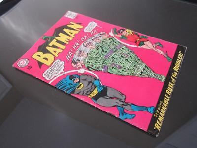 Batman #171 DC 1965 - 1st silver age app of The Riddler - Robin, Bruce Wayne!!!