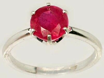 Pink Sapphire Ring 2ct Antique 19thC Gem of Ancient Roman Saturnalia Lupercalia