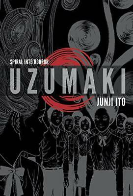 Uzumaki: 3-in-1 Deluxe Edition by Junji Ito | Hardcover Book | 9781421561325 | N