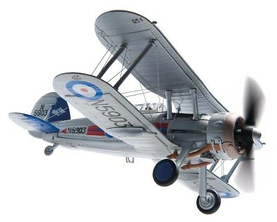 Corgi 1:72 Gloster Gladiator Mk.II, N5903, G-GLAD, The Fighter Collection