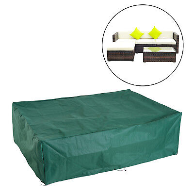 Outsunny Garden Furniture Cover Outdoor Waterproof Rattan Set Rain Protection