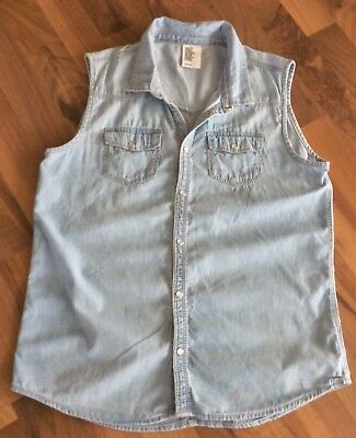 Tolle Jeansbluse Gr.170 ***H&M***