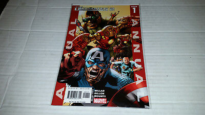 The Ultimates 2 Annual # 1 (2005, Marvel) 1st Print
