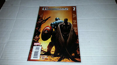 The Ultimates Annual # 2 (2006, Marvel) 1st Print