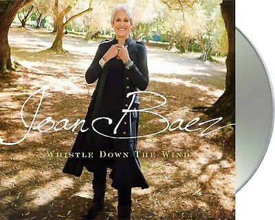 "Joan Baez ""whistle down the wind"" CD NEU Album 2018"