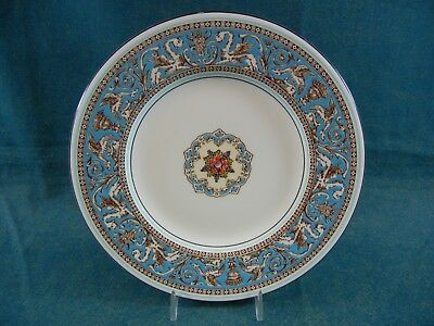 Wedgwood Florentine Turquoise Fruit Center W2714 Salad Plate(s)