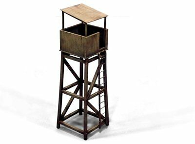 Observation Post World War 2 1/35 scale Italeri plastic model kit#418