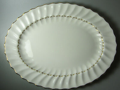 "Royal Doulton Adrian H4816 OVAL PLATTER    13 1/2"" long x 10 1/4"" across"