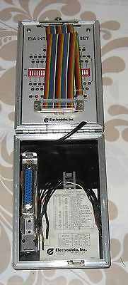 EIA Interface Test Set by Electrodata Inc., Model ITS 1 very nice and ships4free