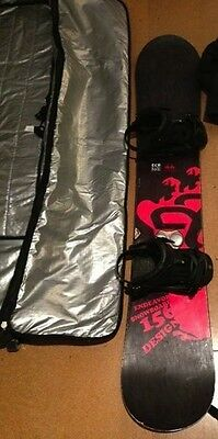 Snowboard Package Deal....