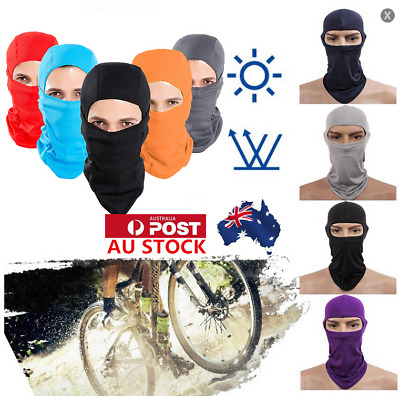 Winter Warm Neck Full Face Cover Ski Mask Scarf Hats Cycling Riding CS Hat Cap