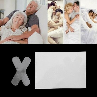 30x Stop Snoring Anti Snore Nasal Strips to Right Breathe Help Breathe Better