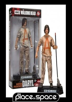 The Walking Dead Color Top Savior Prisoner Daryl 7 Inch Action Figure
