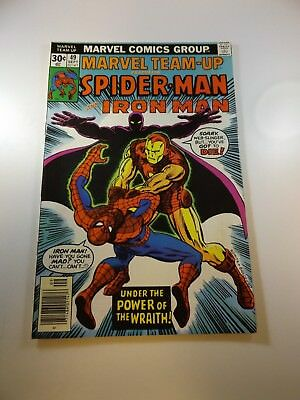 Marvel Team-Up #49 FN/VF condition Huge auction going on now!