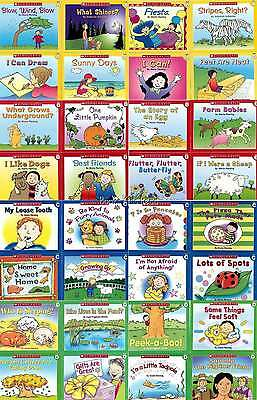 Lot 32 Learn to Read Children's Book Set Preschool Kindergarten Homeschool NEW