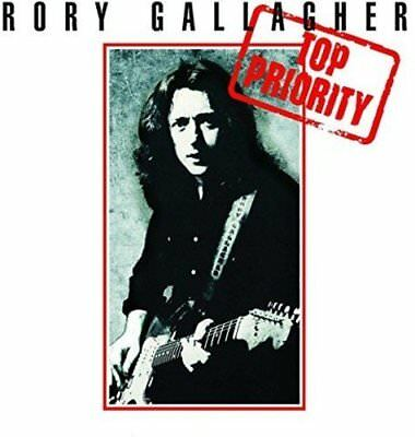 Rory Gallagher - Top Priority - New Cd Album