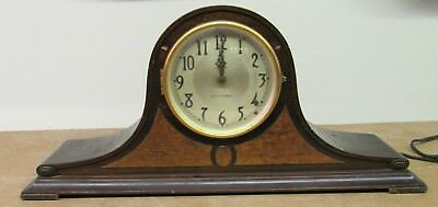 J 1869 Antique SETH THOMAS Mantle Clock WITH KEY.  Not running.