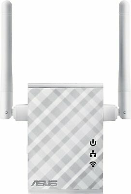 Asus RP-N12 N300 White Diamond WLAN Repeater (802.11 b/g/n) weiß