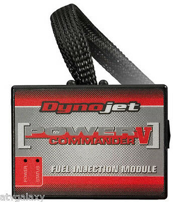 DynoJet Power Commander PC5 PCV PC 5 V Yamaha WR125X European Only 2009 - 2014