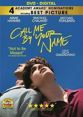 Call Me By Your Name Used - Very Good Dvd