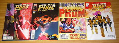 X-Men: Pixie Strikes Back #1-4 VF/NM complete series - marvel comics 2 3 set lot