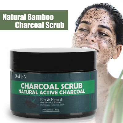 Natural Facial Exfoliator Exfoliating Cream Whitening Peeling Gel Face Scrub LY
