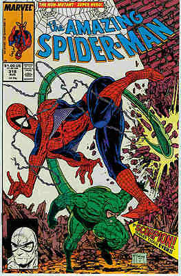Amazing Spiderman # 318 (Todd McFarlane) (USA,1989)