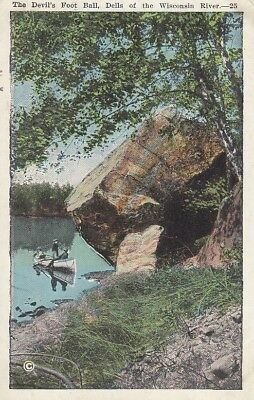 The Devils Football, Dells of the Wisconsin River ngl E5334