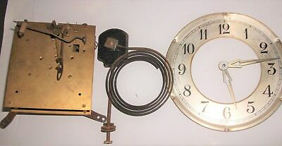 Vintage Mantel Clock Parts