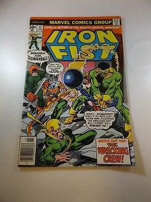 Iron Fist #11 VG condition Free shipping on orders over $100.00!
